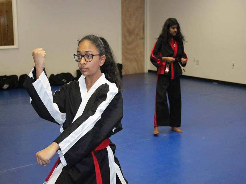 virtual kids martial arts training in Plainsboro