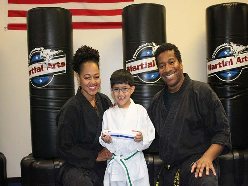 Preschool Martial arts training in Plainsboro