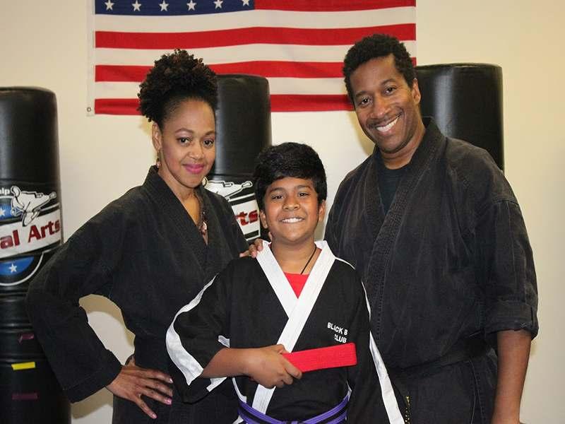 kids martial arts training in Plainsboro